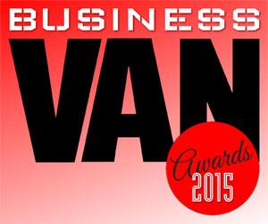 Business Van Awards 2015 logo