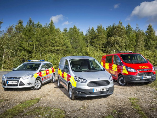 Ford, Scottish, Fire, Services