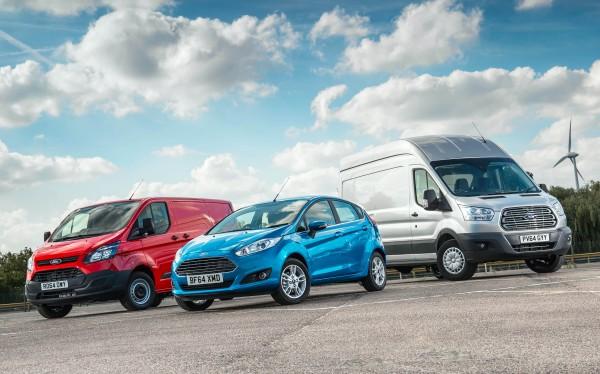 Ford, Fiesta, Transit, Custom, 64, plate