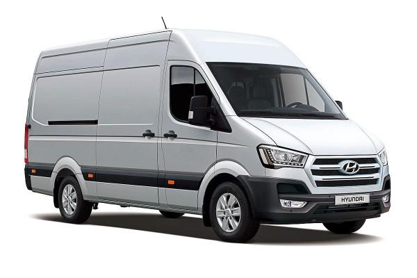 Hyundai, H350, panel, van