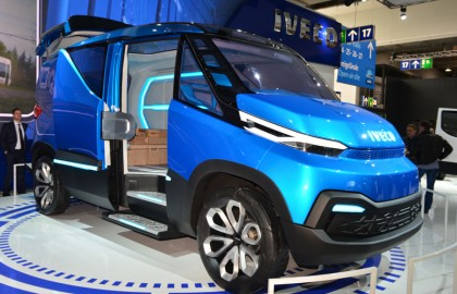 Iveco, Vision, concept, Hannover