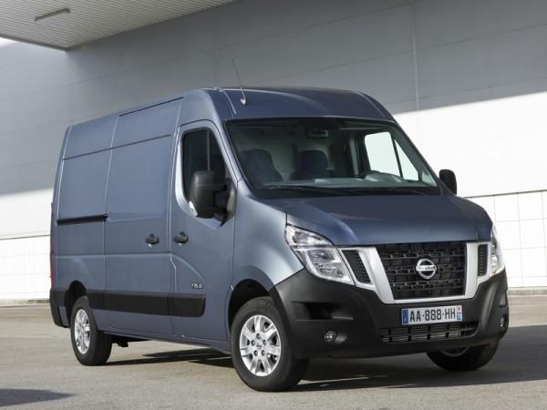 Nissan, NV400, vans
