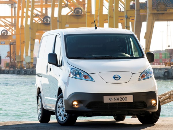The University of Birmingham is one of the early adopters of the all-electric Nissan e-NV200