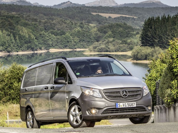 New Mercedes Vito could blow the opposition out of the water
