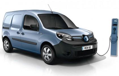 Renault, Kangoo, ZE, battery