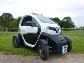 Renault, Twizy, van, commercial