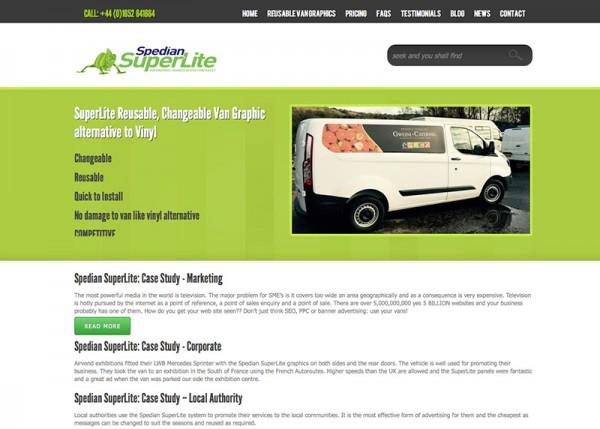 Speedian new website