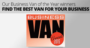 Our Business Van of the Year winners