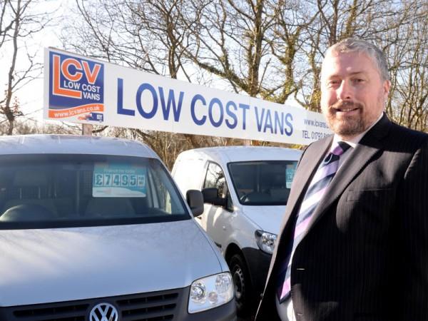 Rod Lloyd Low Cost Vans