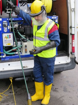 New Flowplant drain jetter to be shown at CV Show