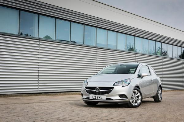 Vauxhall Corsavan 1.3 CTDi review