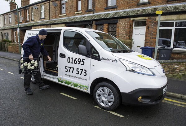 Company van tax on electric vans