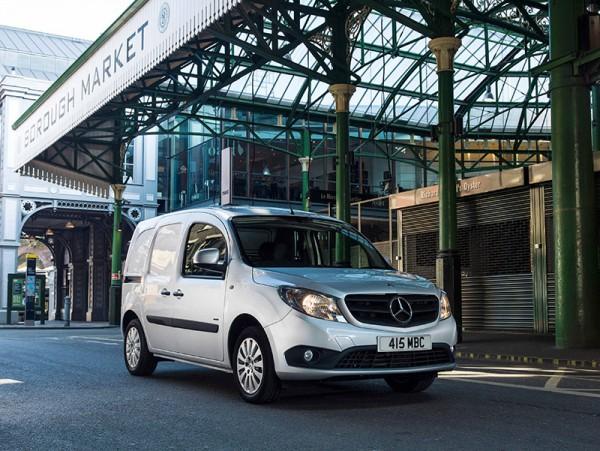 Mercedes-Benz Vans has introduced a 0% APR representative finance offer across the entire range