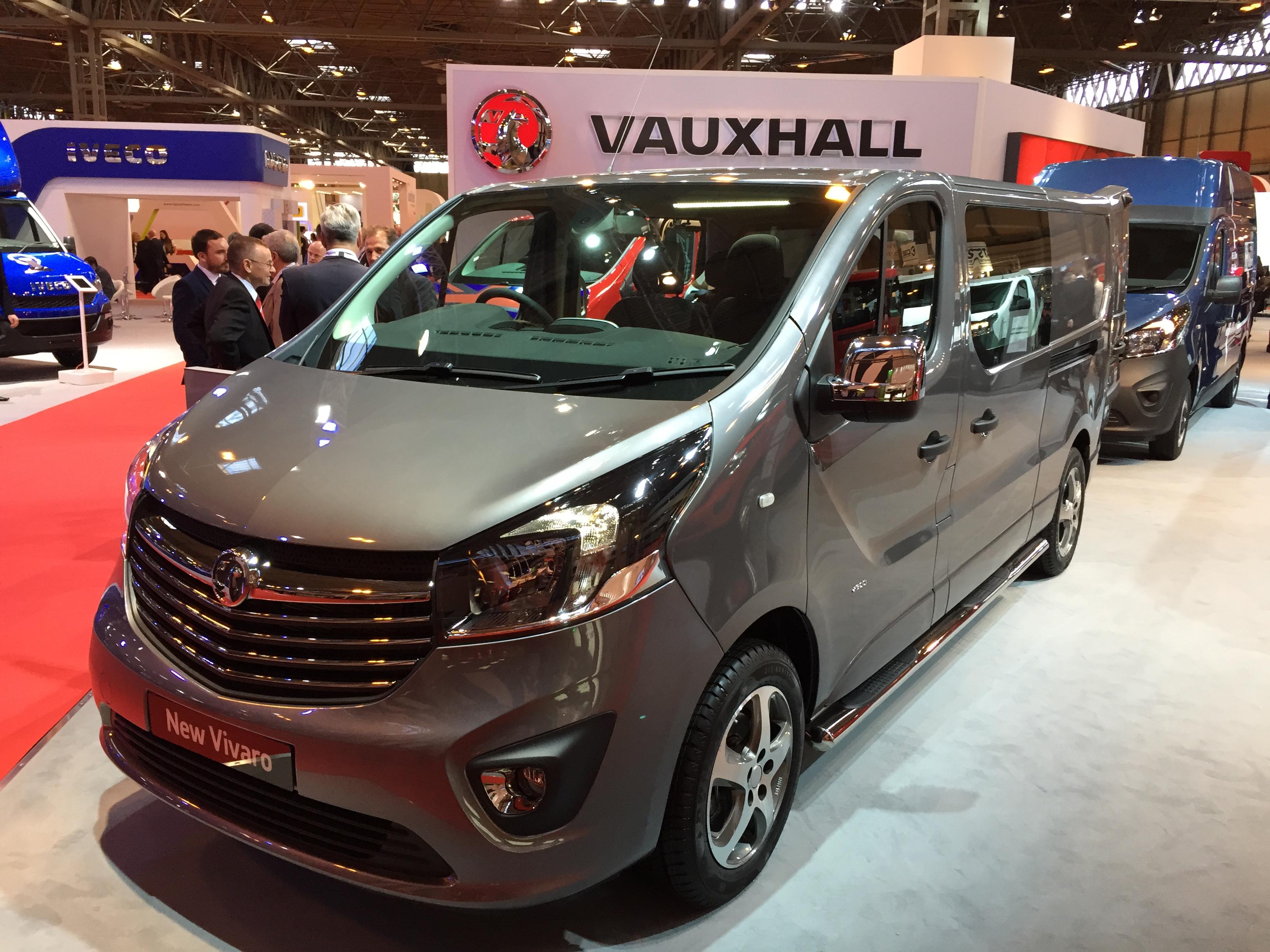 New Vivaro Combi Siberia | Business Vans
