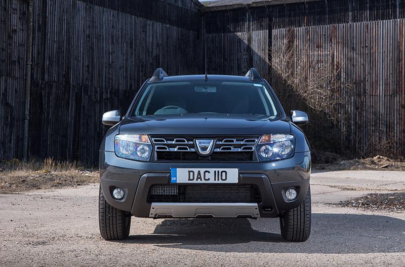 Dacia Van