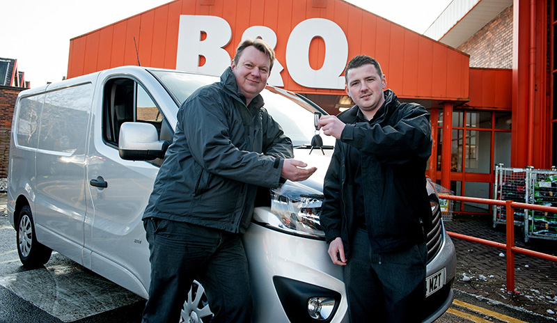 Prize TradePoint launch for new Vivaro