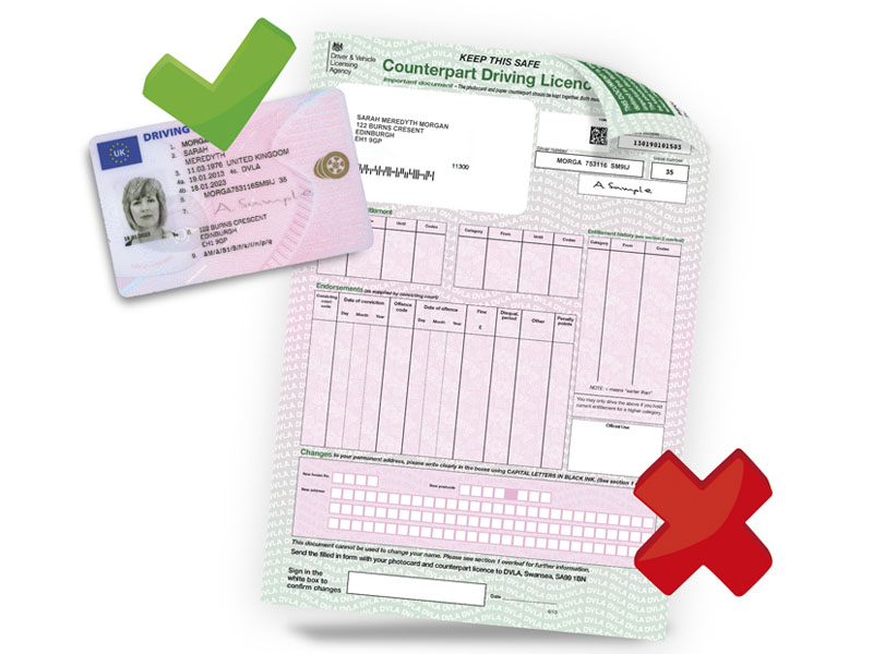 A van manager's guide to the paperless licence