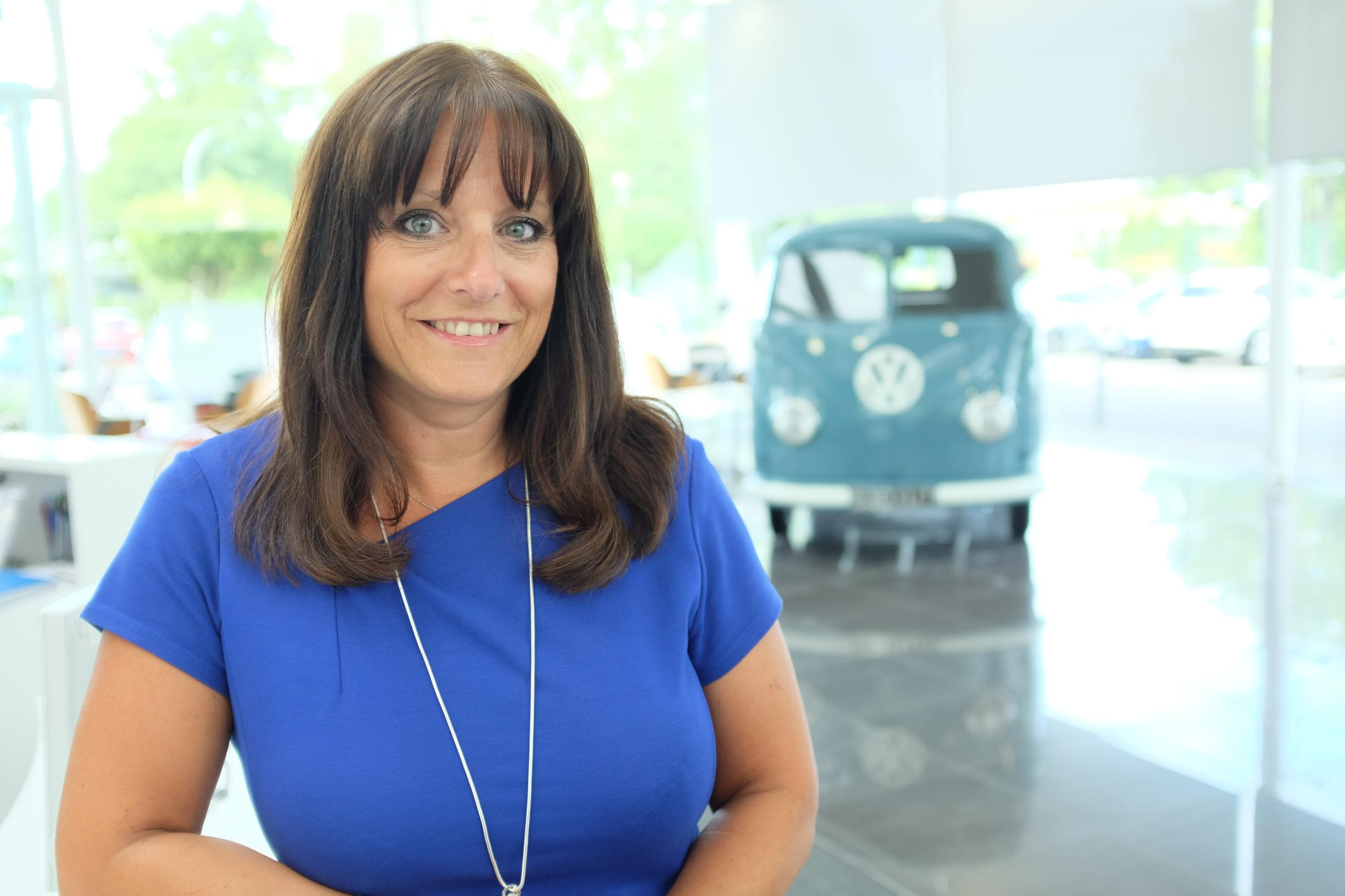 Tracey Perry is the new National Fleet Manager at VW commercial