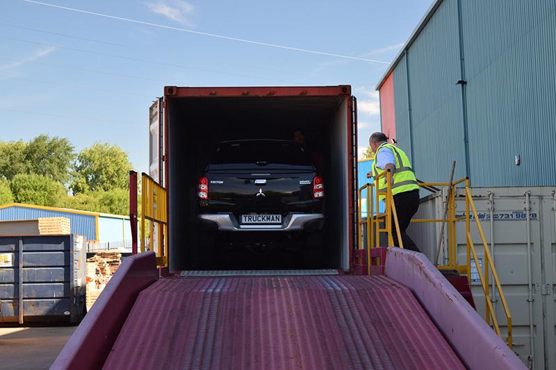 Auto Styling Truckman