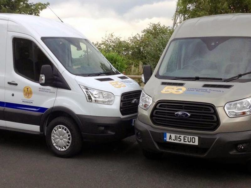 Manheim sells 500,000 Transits since 1965 - Business Vans
