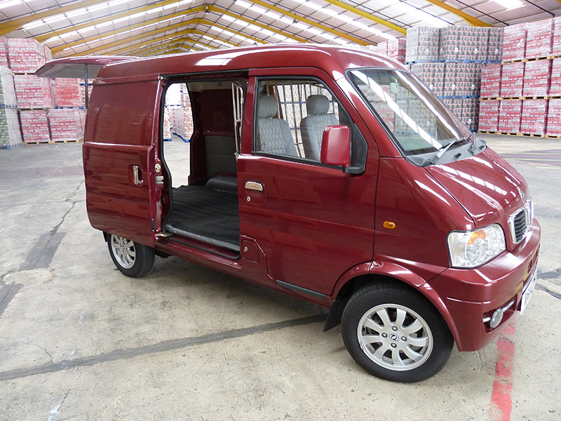 A DFSK Microvan
