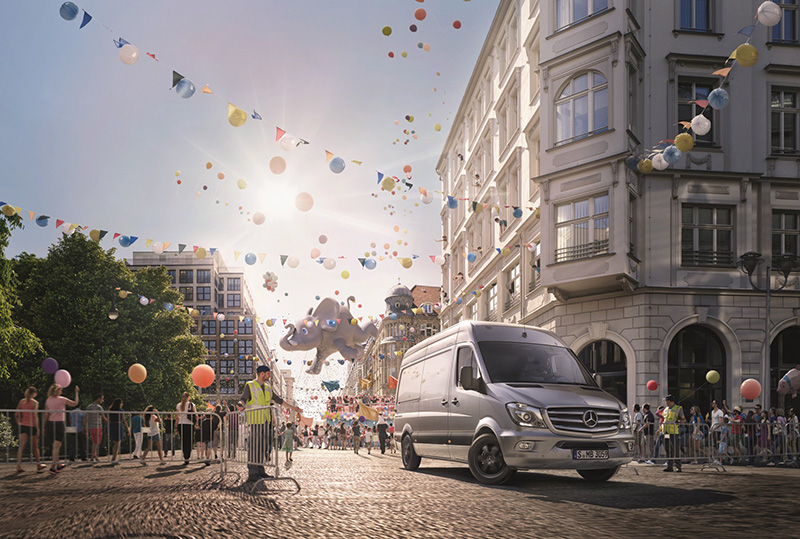 Sprinter 20th Anniversary edition launched