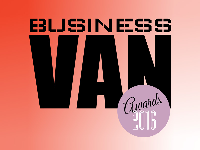 usiness Van of the Year Awards 2016