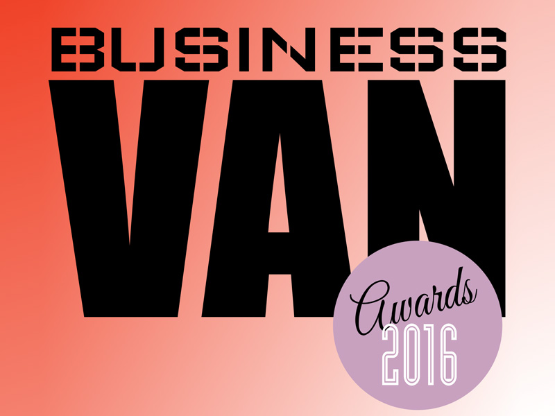 business van of the year awards 2016