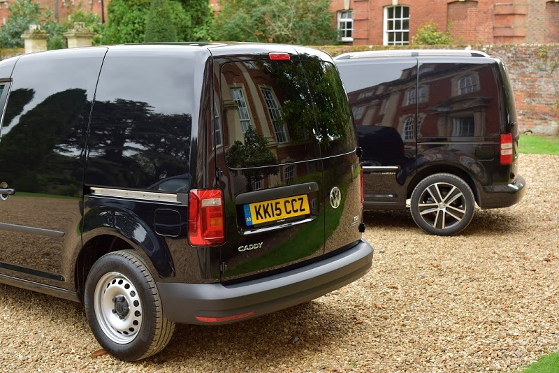 volkswagen caddy 1 6 tdi business vans. Black Bedroom Furniture Sets. Home Design Ideas