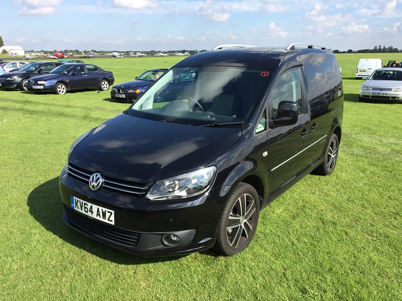 Volkswagen Caddy 1.6 TDI Black Edition