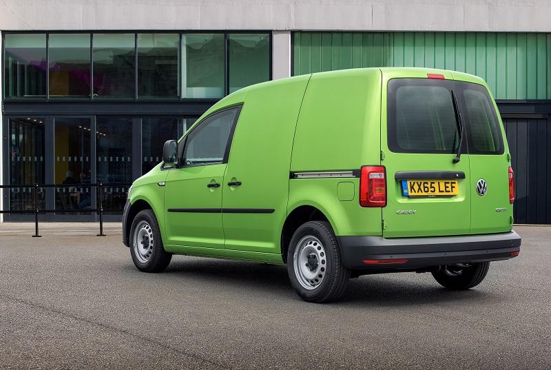 volkswagen caddy 2 0 tdi bluemotion business vans. Black Bedroom Furniture Sets. Home Design Ideas