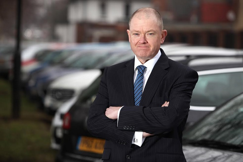 Close Brothers Motor Finance CEO James Broadhead