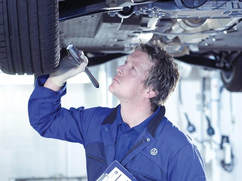 Volkswagen Commercial Vehicles servicing