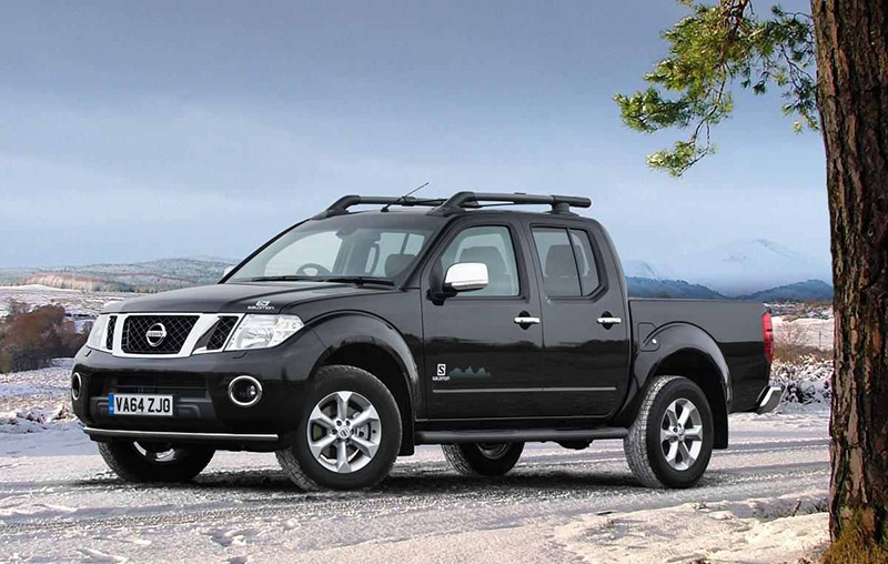 Nissan Navara Five of the hottest new pick-ups for 2016