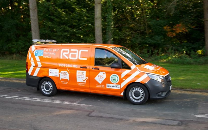 rac vito patrol van achieves over 47mpg fully loaded business vans. Black Bedroom Furniture Sets. Home Design Ideas