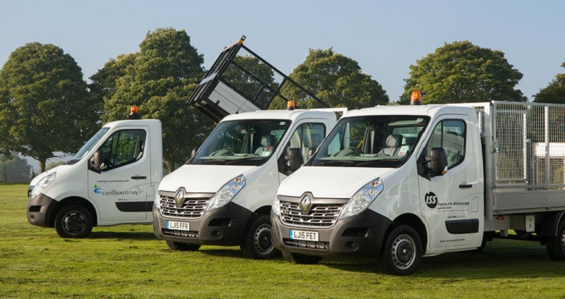 Renault Master Tippers