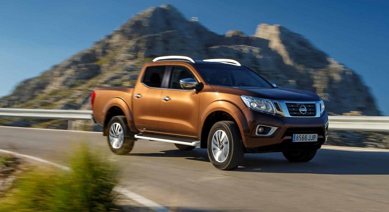 Nissan NP300 Five of the hottest new pick-ups for 2016