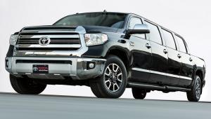 The Toyota Tundrasine at SEMA
