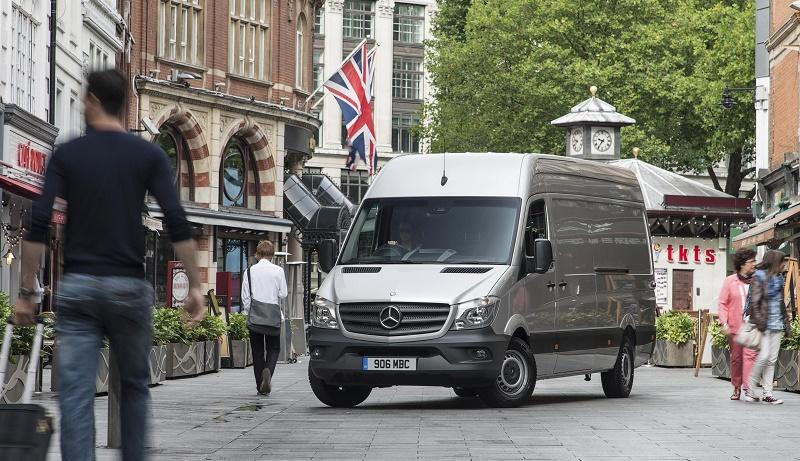 Mercedes-Benz topped 40,000 van sales