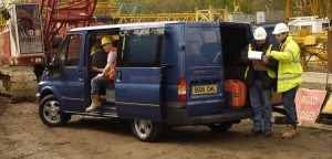 Ford Transit in 2005