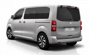 The Citroen Spacetourer