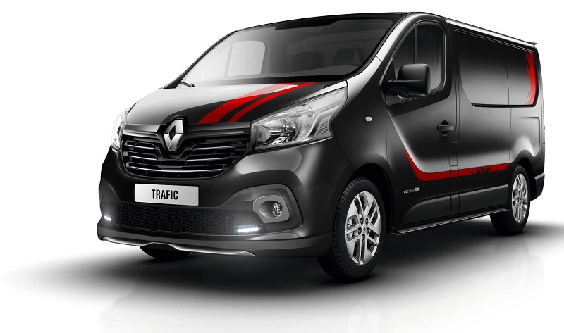 Renault Trafic New Sport Bodykit Business Vans
