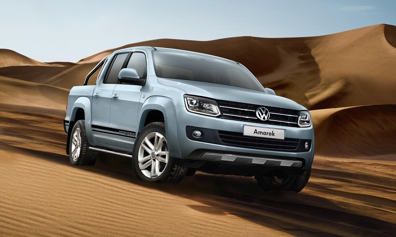 Amarok Atacama Five of the hottest new pick-ups for 2016
