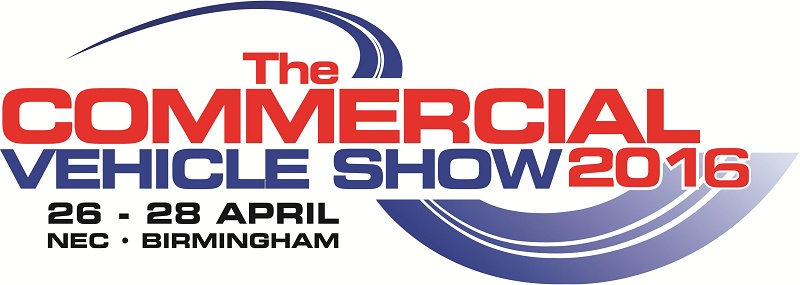 sign up free for commercial vehicle show 2016