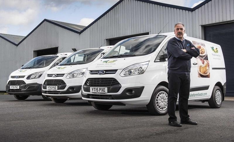 Ford Transit Custom Best Small Trades Van