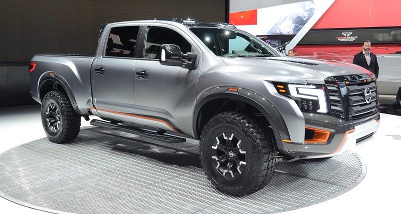 Nissan's Titan Warrior