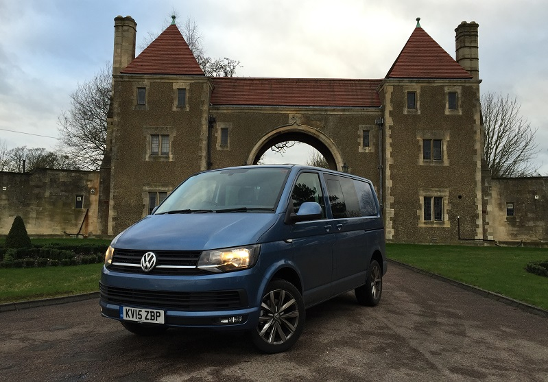 VW Transporter T6 review
