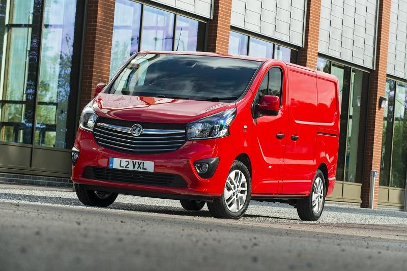bfe05561efa735 Vauxhall leads retail van sales in record year - Business Vans