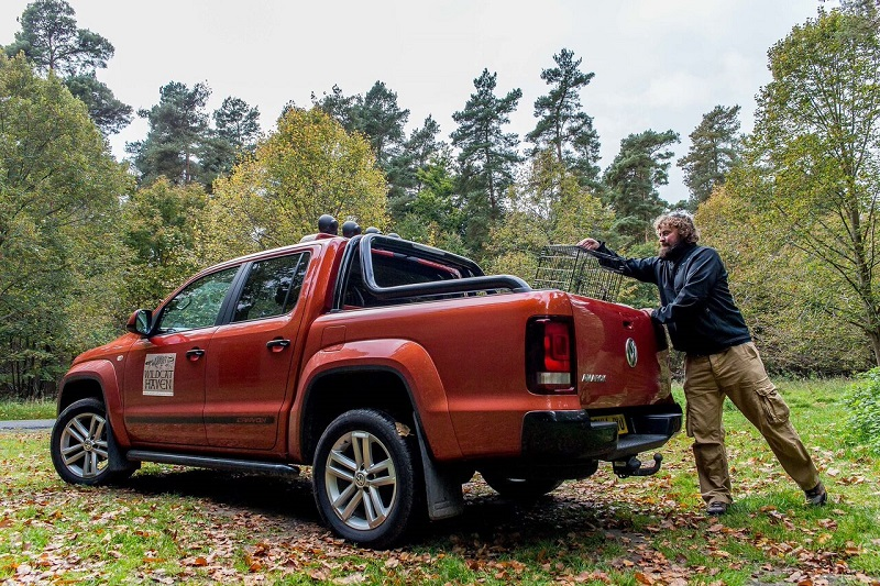Volkswagen Amarok. Read more here