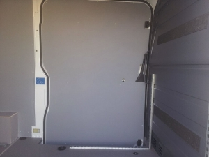 Bestway panel Sprinter sidedoor